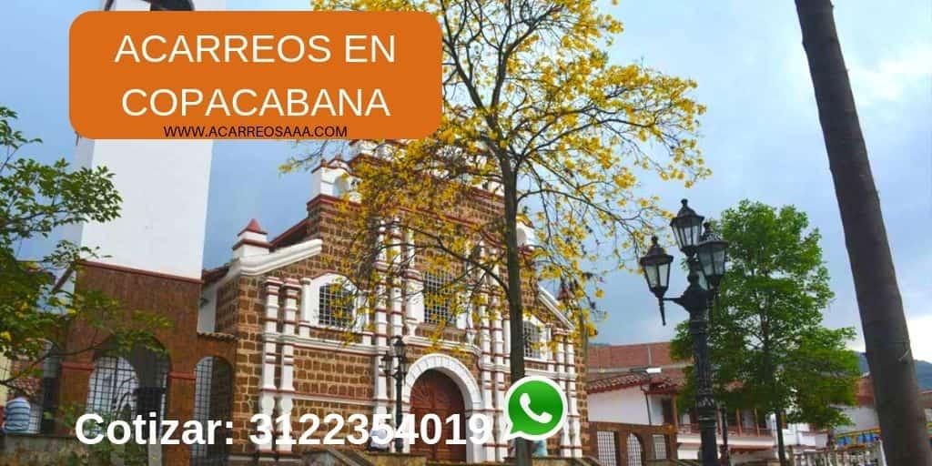 ACARREOS EN COPACABANA